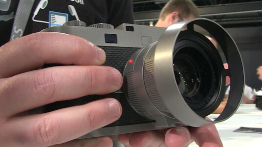 Leica M Edition 60 im Hands-on - Videothumb
