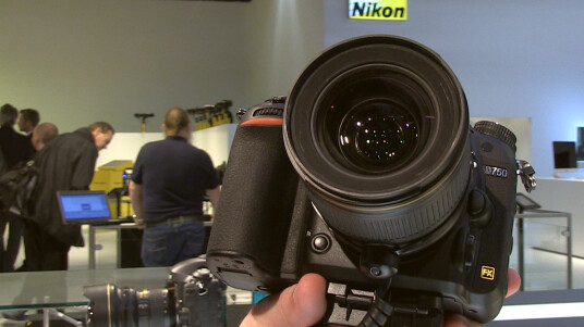 Nikon D750 im Hands-on - Videothumb