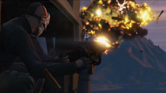 TV-Spot für die PC-Version von GTA 5.