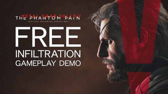 Metal Gear Solid: The Phantom Pain Demo