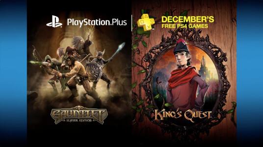 Playstation Plus Dezember 2015
