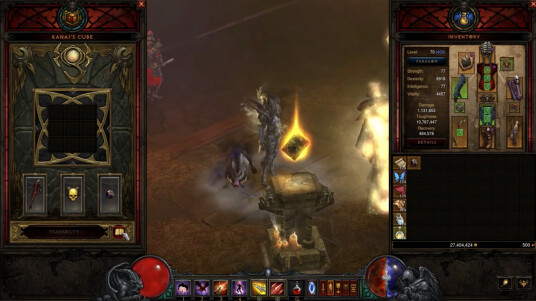In Diablo 3 gibt es jetzt Kanais Würfel.
