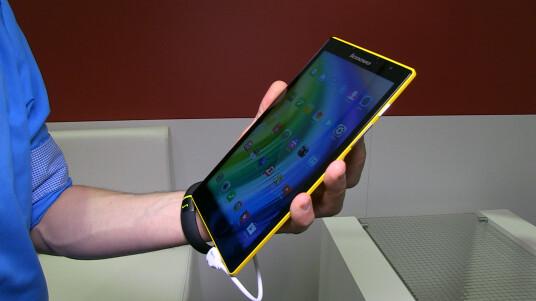 Im kurzen Test auf der IFA konnte netzwelt dem Lenovo Tab S8 bereits einiges abgewinnen. Preis und Gewicht etwa überzeugen.