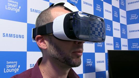 Samsung Gear VR-Videothumb