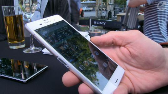 Auf der IFA bekam netzwelt das Sony Xperia Z3 in die Finger - und fand einen ausbalancierten Smartphone-Begleiter vor.