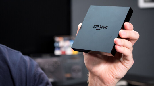 Amazon Fire TV - Videothumb