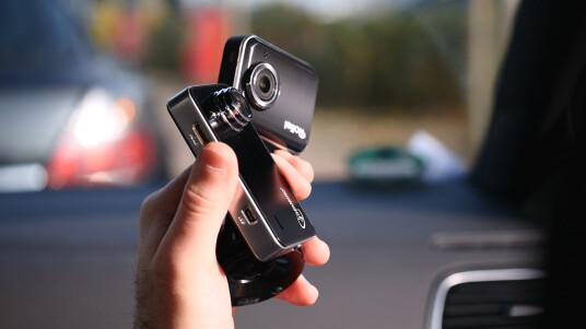 Dashcams anbringen im Praxistest - Videothumb