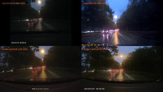 Dashcams im Vergleich - Videothumb