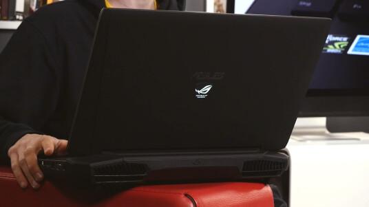 Trotz überbordender Leistung behält das Gaming-Notebook G750JZ im Test einen kühlen Kopf.