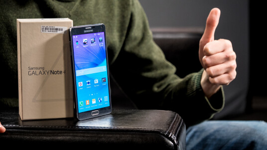 Das Galaxy Note 4 von Samsung ist 5,7 Zoll groß, besitzt eine Auflösung von 2.560 x 1.440 Bildpunkten und enthält den Bedienstift S Pen. Kann das neue Samsung-Phablet im Test überzeugen?