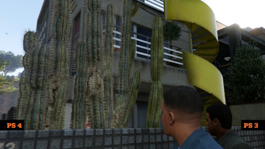 GTA V - Vergleich PS3 vs. PS4 - Videothumb