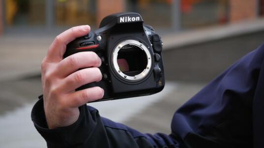 Rundgang um die Nikon D810.
