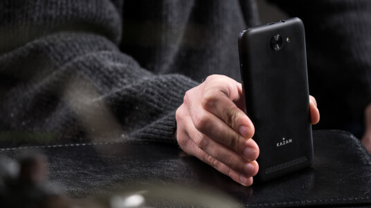 Kazams Tornado 2 5.0 ist ein Dual-SIM-Smartphone mit Octa-Core-Prozessor.