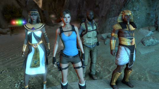 Lara Croft and the Temple of Osiris Test Teaser