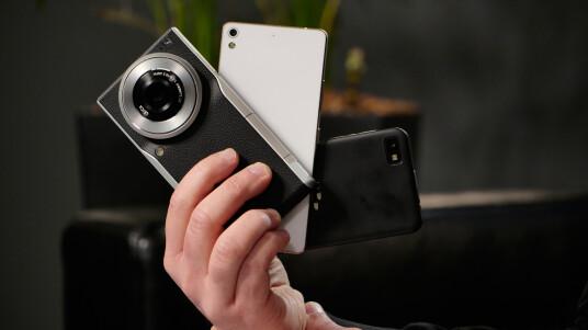 Smartphone oder Kompaktkamera? Die Panasonic CM1 ist beides. Ein Zollsensor samt Leica-Optik und ein Android-Smartphone in einem Gerät. Ob das Konzept aufgeht, seht ihr im Video.