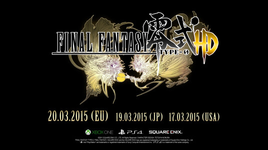 Preview zu Final Fantasy Type-0 HD - Videothumb