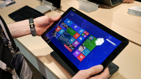 Asus Transformer Book T300 Chi im Hands-on - Videothumb