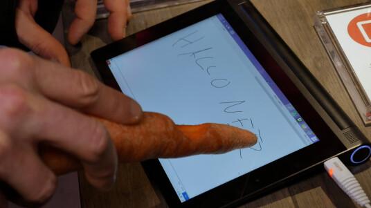 Lenovo Yoga Tablet 2 AnyPen im Hands-on - Videothumb