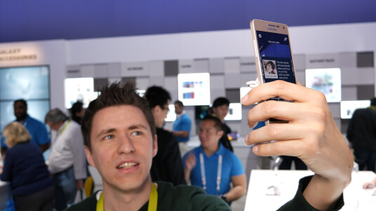 Samsung Galaxy A5 im Hands-on - Videothumb