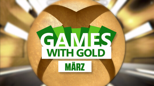 Games with Gold: März