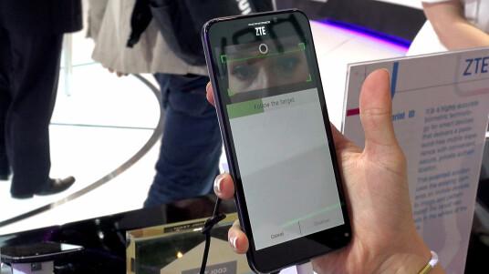 Netzwelt hat für euch auf dem MWC in Barcelona die biometrische Entsperrtechnik Eyeprint ID auf dem ZTE Grand S3 ausprobiert.