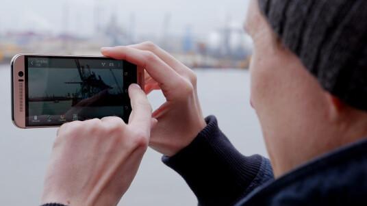 Thumbnail HTC One M9