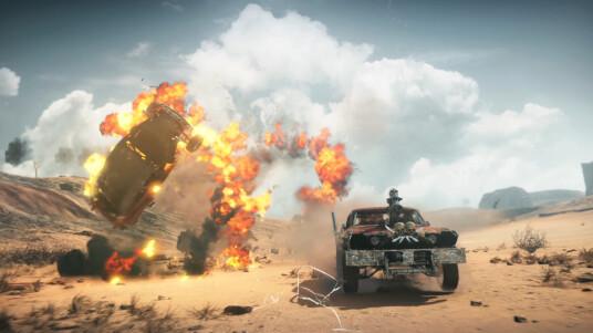 Der neue Trailer zum Mad Max-Videospiel bietet einen Überblick über den Spielablauf. Das Video zeigt zum Beispiel den Ausbau des eigenen Wüstenwagens - dem Magnum Opus, gnadenlose Fahrzeuggefechte, brutale Nahkämpfe und ein weites Feld anderer Aktivitäten, denen Spieler in der post-apokalyptischen Open World nachgehen können. Laut Angaben des Entwickler besteht der Trailer aus von der Game Engine erzeugten Grafiken des tatsächlichen Spielablaufs und Handlungssequenzen. Mad Max erscheint am 3. September für PS4, Xbox One und PC.