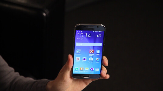 Samsung Galaxy S6 im Test