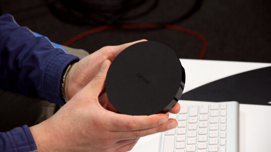 Im Test: Google Nexus Player