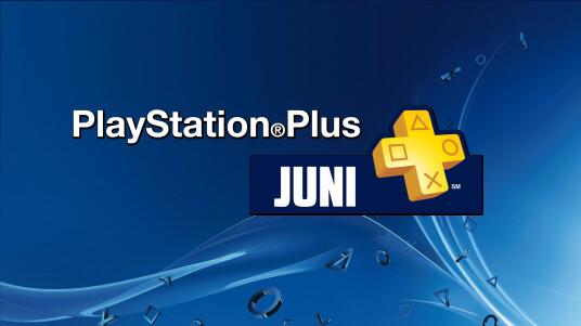 PS Plus: Die Gratis-Spiele im Juni