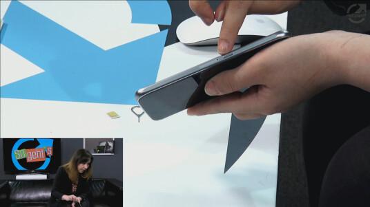 So geht's: Samsung Galaxy S6 Simkarte einlegen
