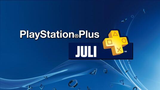 PS Plus: Die Gratis-Spiele im Juli