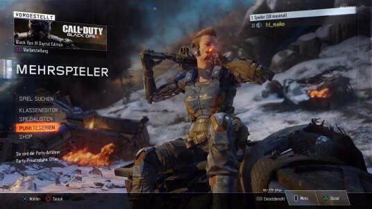 Call of Duty - Black Ops 3: Ersteindruck der Multiplayer-Beta im Video