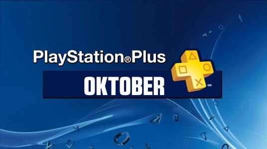 PS Plus: Die Gratis-Spiele im Oktober
