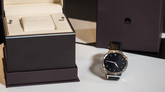 Huawei Watch im Test