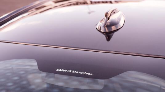 BMW i8 Mirrorless ausprobiert