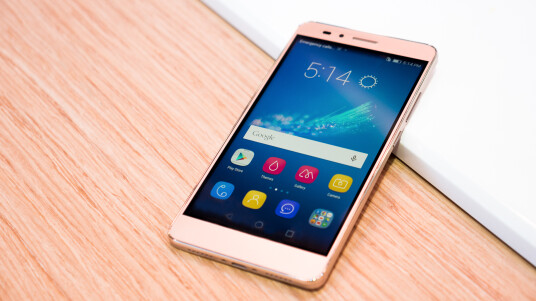 Honor 5X im Hands-on
