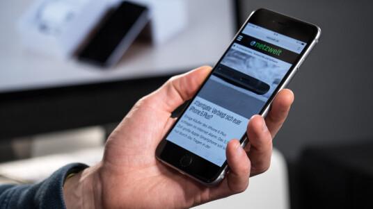 Das iPhone 6 Plus ist Apples größtes Smartphone bisher und eignet sich mit seiner Bildschirmdiagonale von 5,5 Zoll sogar zum Tischtennis spielen. Wie es sich sonst im Alltag schlägt, erfahrt ihr im Fazit-Video.