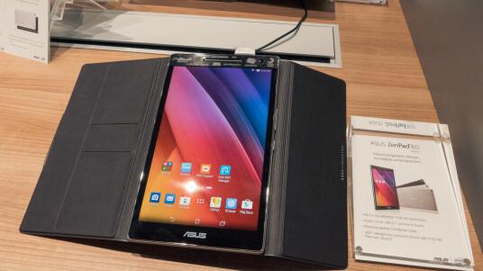Im Kurztest: Asus ZenPad 8.0