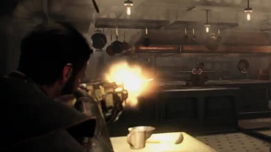 The Order 1886 Gameplay-Demo