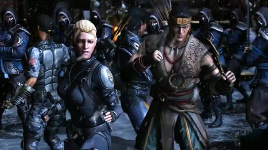 Entwickler NetherRealm Studios bringt mit Mortal Kombat X den offiziellen zehnten Teil der Prügelspiel-Serie auf den Markt. Auch diesmal setzen die Entwickler wieder auf das Kerngeschäft der übertriebenen Gewaltdarstellung. Mortal Kombat-Fans dürfen sich also wieder auf jede Menge Blut, Innereien und Knochensplitter freuen. Neben dem Mehrspieler-Modus wird das Spiel auch über einen Story-Modus verfügen, welcher im Trailer angekündigt wird. Publisher Warner Bros Interactive veröffentlicht Mortal Kombat X am 14. April 2015 für PC, PS4, Xbox One, PS3 und Xbox 360.