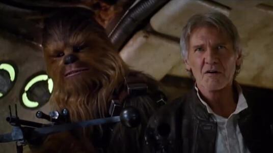 Star Wars: Das Erwachen der Macht - Teaser-Trailer 2