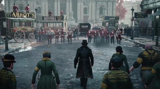 Assassin's Creed Syndicate - Welcome to the Family-Trailer