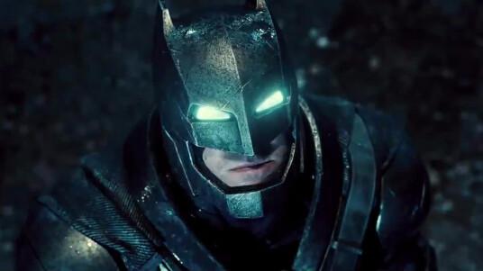 Batman vs. Superman: Dawn of Justice Trailer