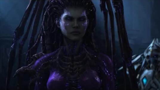 Die Gerüchteküche um den dritten Teil der Videospiel-Trilogie Starcraft 2 brodelte bereits gewaltig. Nun ist es offiziell, Blizzard kündigte auf der eigenen Videospielmesse Blizz-Con StarCraft 2: Legacy of the Void mit einem Trailer an. Anders als bisher vermutet wird das Spiel nicht als reines Add-On, sondern als Standalone erhältlich sein. Den ersten Render-Trailer seht ihr hier auf netzwelt. Der Release wird 2015 exklusiv für den PC erfolgen.