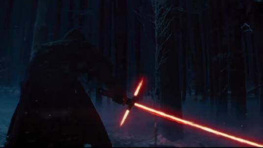Star Wars: Episode VII - The Force Awakens Official Teaser-Trailer
