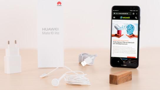 huawei p8 lite 2017 netzwelt. Black Bedroom Furniture Sets. Home Design Ideas