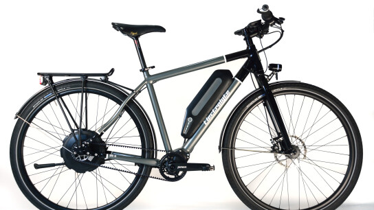 Vanmoof Electrified S2 Reset Button