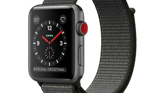O2 Apple Watch Esim