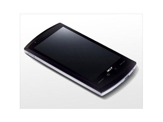 Acer Liquid A1: Android-Smartphone mit schnellem Prozessor und hoher Bildschirmauflösung.